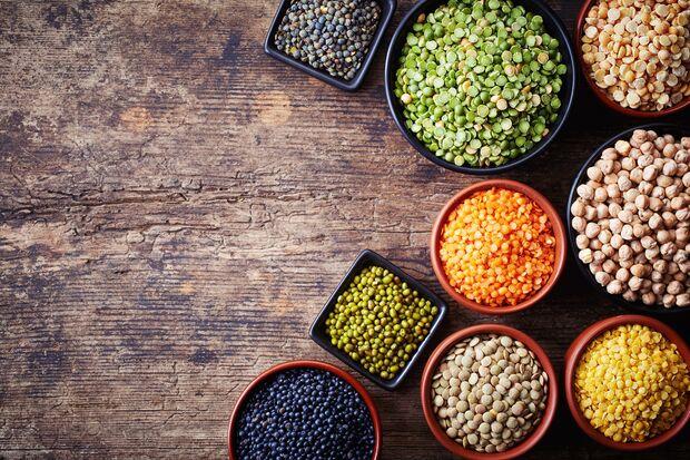 Es gibt sie in allen Formen und Farben – proteinreiche Linsen