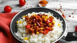 Es gibt viele leckere Rezepte mit Reis