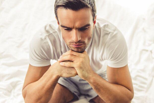 Etwa jeder dritte Mann hat mindestens einmal im Leben Probleme mit seinem Penis.