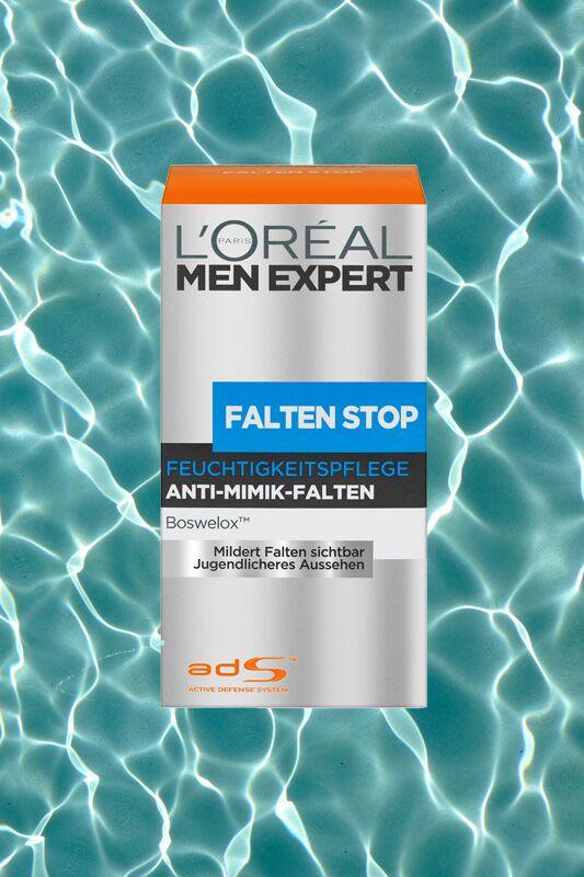 Expert Stop Anti-Mimik-Falten von L'Oreal Men