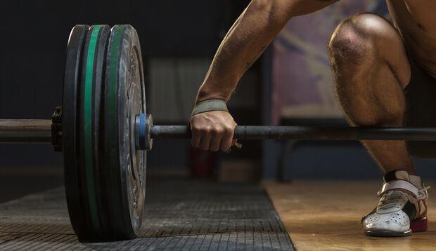 Exzentrisches Training steigert Ihr Kraftniveau