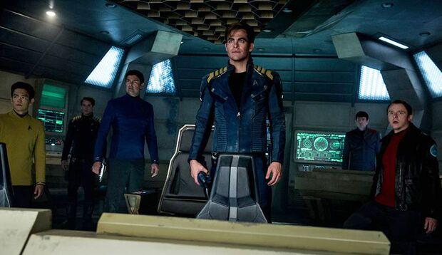 Faszinierend, Star Trek ist in der Oberliga des Actionkinos angekommen