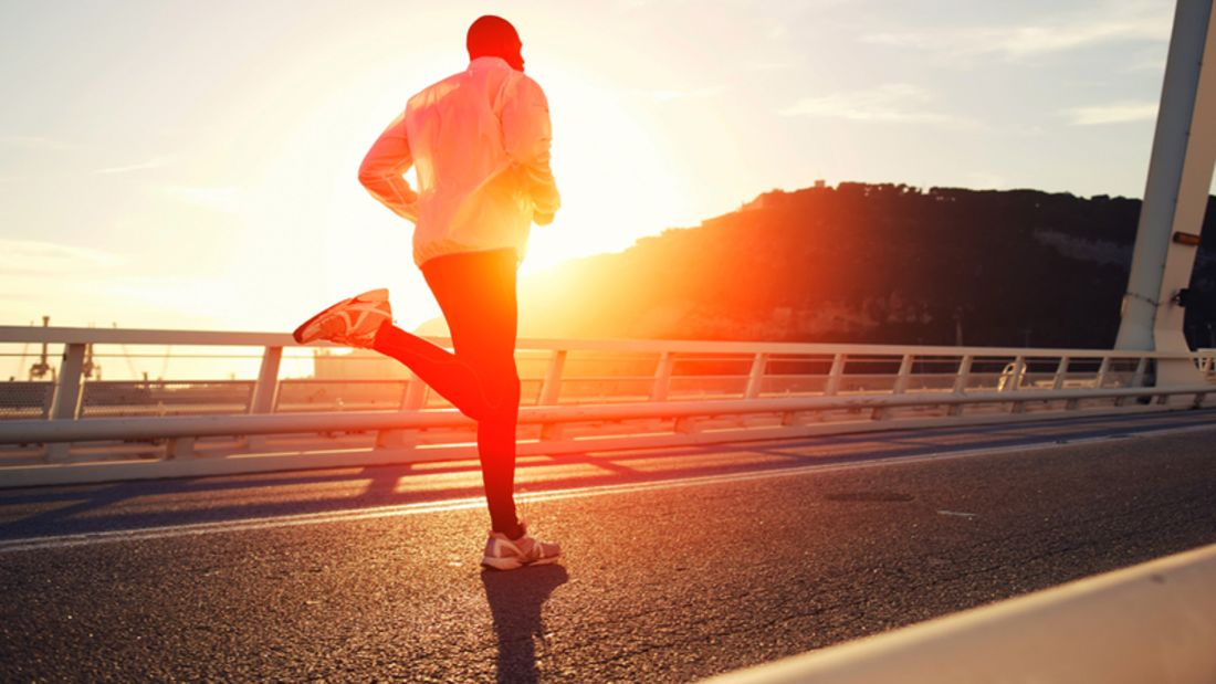 Fatburner-Lauf-Special: So laufen Sie sich Ihr Fett ab
