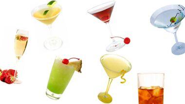 Feierabend-Cocktails