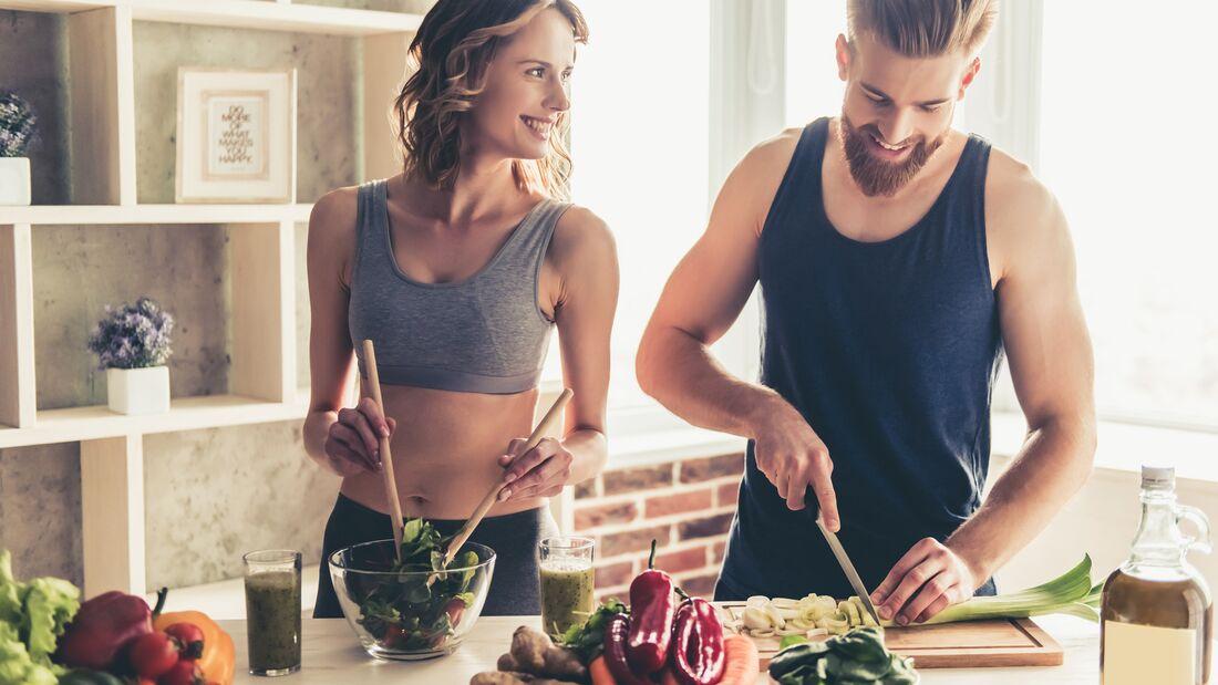 Vegane Ernährung, um Körperfett zu verlieren