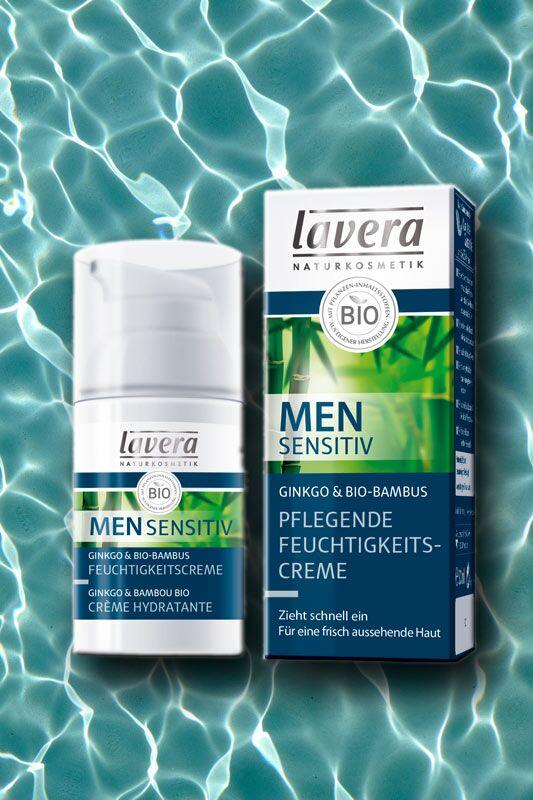 Feuchtigkeitscreme von Lavera