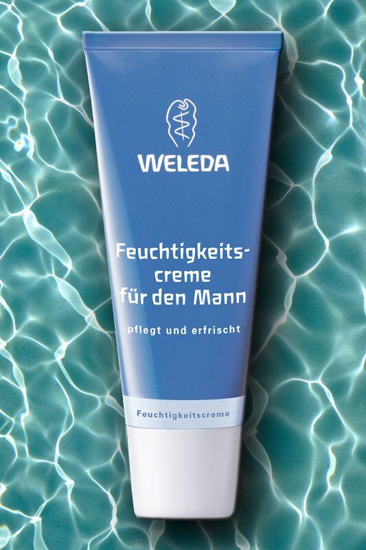 Feuchtigkeitscreme von Weleda