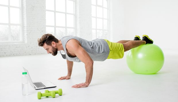 Fitness on Demand bringt Ihr Workout ins Home-Office