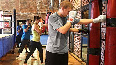Fitnesskurs Fitness-Boxen im Test