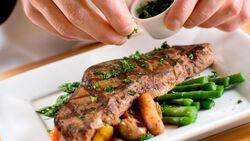 Fleisch ist ein wichtiger Proteinlieferant