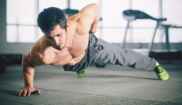 Fortschritte erlauben im Kraftsport neue Moves, beim Kardiotraining bleibt die Bewegung hingegen immer die gleiche.