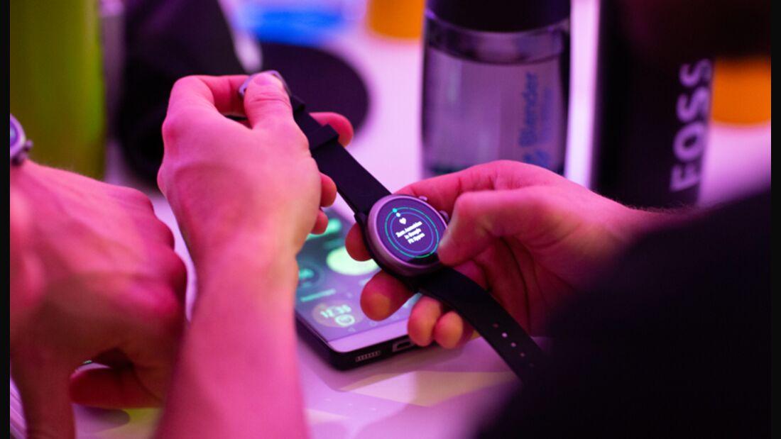 Fossil Smartwatch Sport: neuste Technik, extra lange Akkulaufzeit