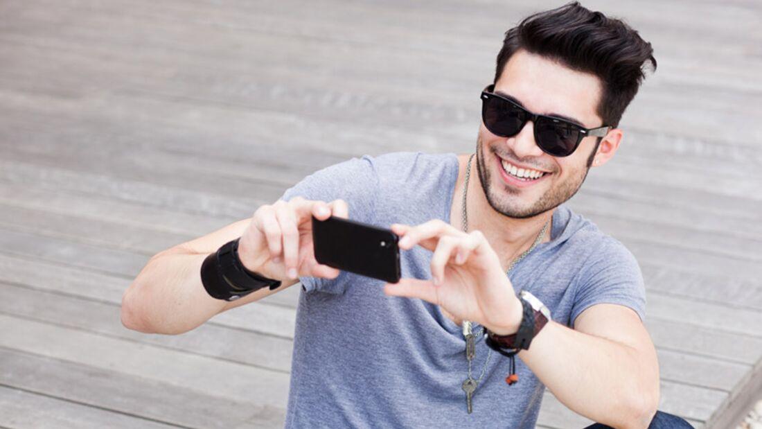 Fotos mit dem Smartphone liegen voll im Trend