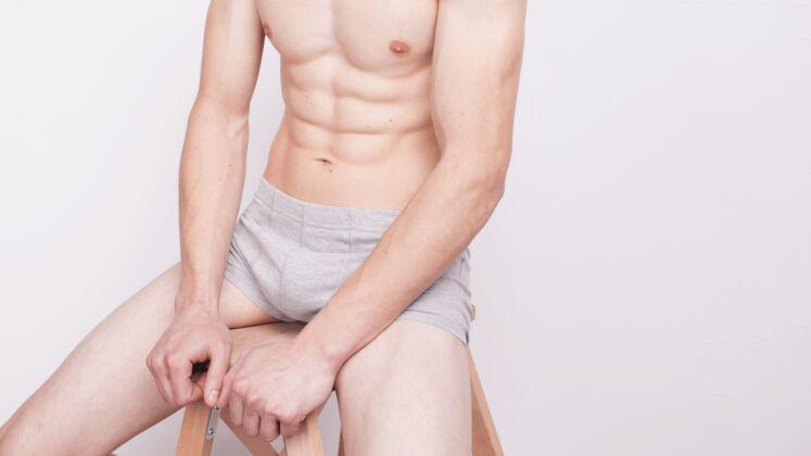 Behaart männer Körperbehaarung bei