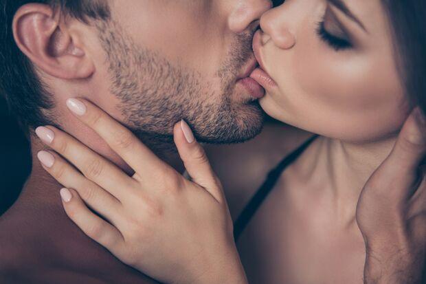 Frauen wollen geküsst werden