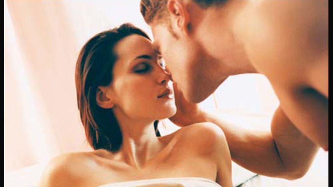 Frauenduft ist während der fruchtbaren Phase sehr anziehend