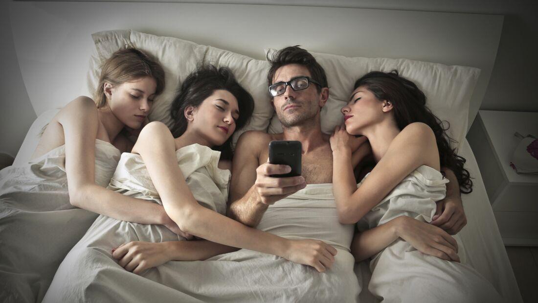 Fremdgehen per Tinder?