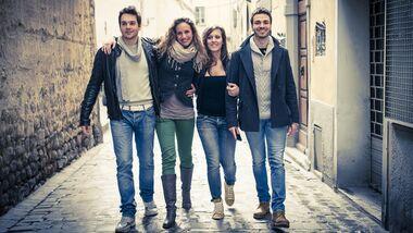 Freunde schützen Immunsystem