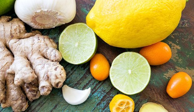 Frisches Obst und Gemüse stärken das Immunsystem