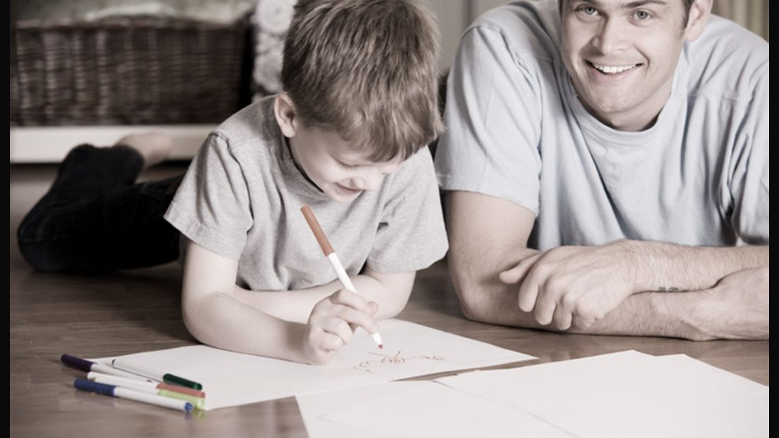 Frühförderung: Beschäftigen Sie sich mit Ihrem Kind