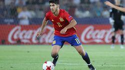 Führt Marco Asensio, Star von Real Madrid, Spanien zum Titel?