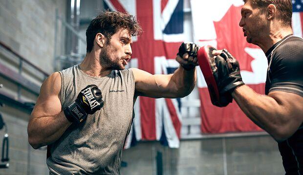 "Für ""Mission: Impossible – Fallout"" hat Cavill Kampfsport trainiert"