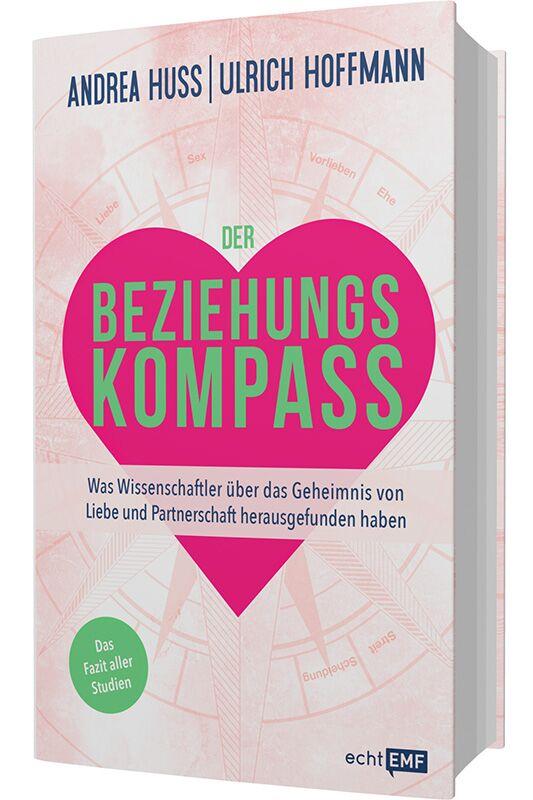 """Für das Buch """"Der Beziehungskompass"""" sichtete unser Autor zusammen mit der Journalistin Andrea Huss alle relevanten Studien zum Thema"""