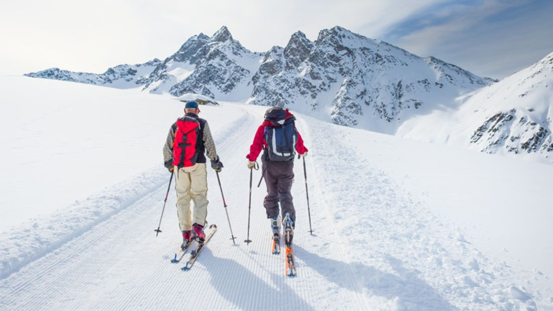 Für eine sichere Skitour