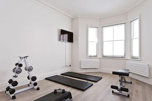 Fürs Home Gym brauchen Sie keine Premium-Ausstattung