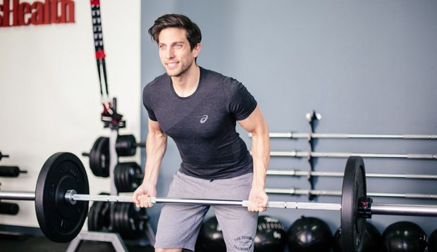 Funktionelle Fitness ist Marcos Erfolgsrezept