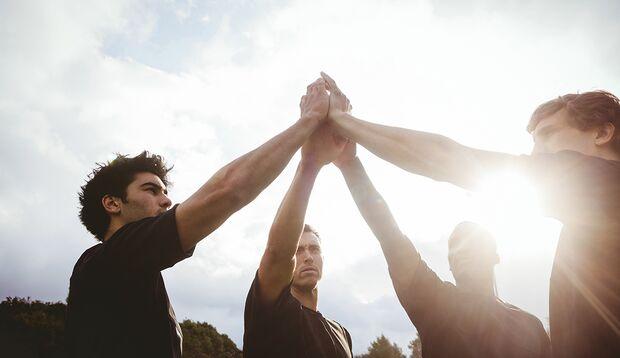 Funktionelles Training kann ein ganzes Team nach vorn bringen.
