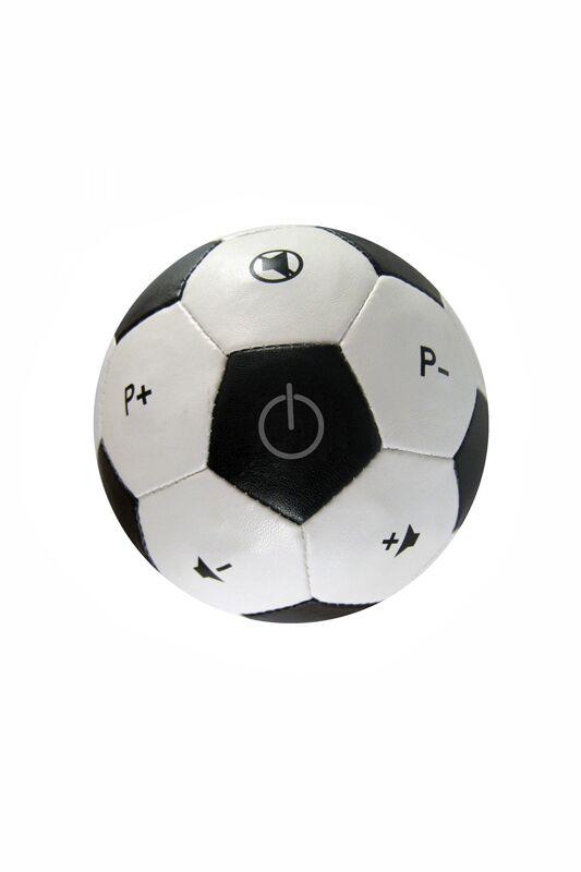 Fußball-Fernbedienung von Geschenkidee