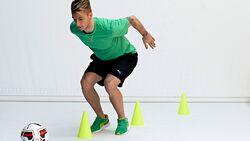 Fußball-Star Marco Reus macht Sie fit für die WM