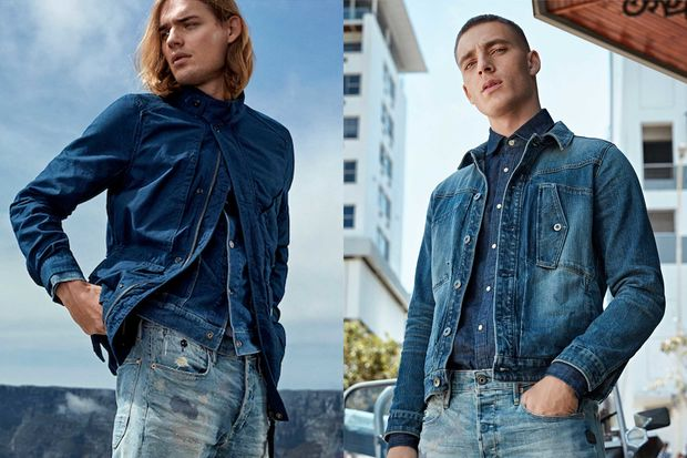 G-Star Raw Denim Sustainable