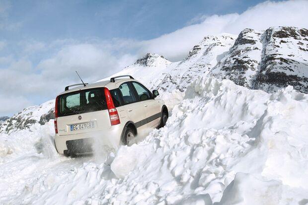 Gebrauchte Allradler: Fiat Panda 4x4