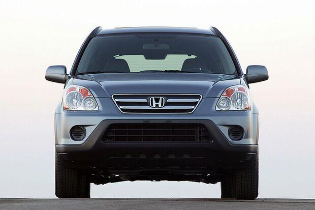 Gebrauchte Allradler: Honda CR-V