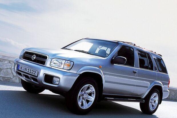 Gebrauchte Allradler: Nissan Pathfinder I