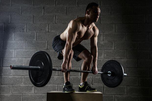 Gefährlich: Kreuzheben auf dem Balanceboard