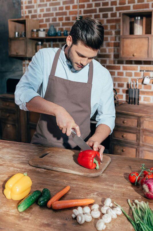 Gemüse lässt sich gut in der Mikrowelle zubereiten
