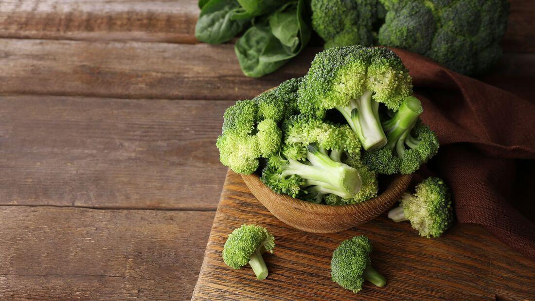 Gemüse mit viel Folsäure