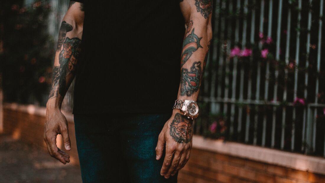Männer tattoos für junge Sleeve Tattoo: