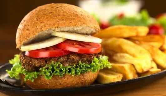 Genuss pur: Der Kidneybohnen-Burger