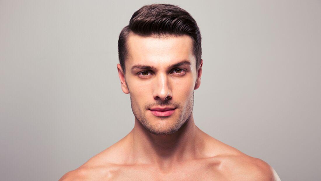 Gepflegte Männer sind attraktiver