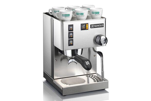 Geschenk-Vorschlag: Espressomaschine Rancilio Silvia