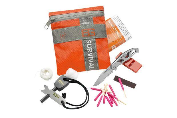 Geschenkidee: Survival Kit