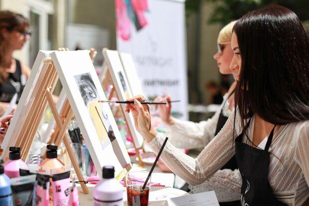 Geschenktipps für Frauen: ArtNight
