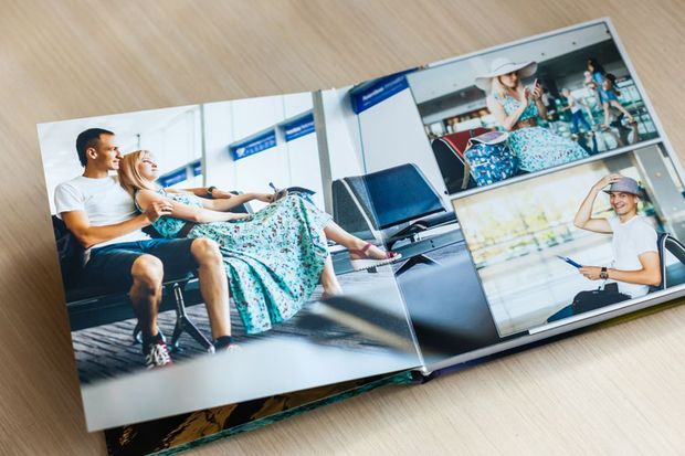 Geschenktipps für Frauen: Fotobuch