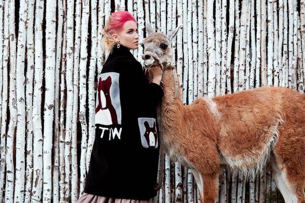 Geschenktipps für Frauen: Lama-Trekking