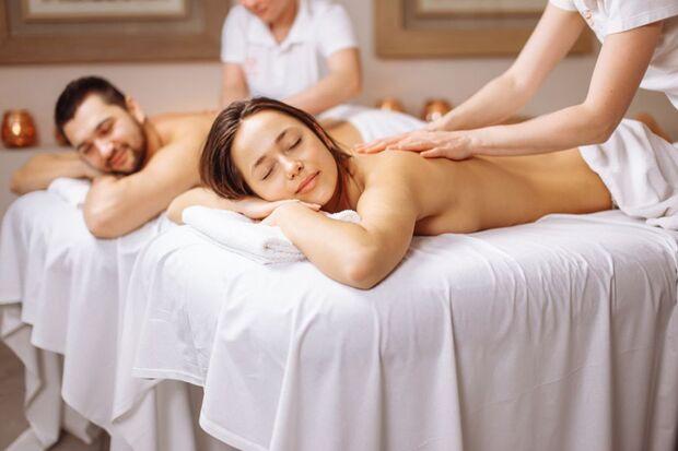 Geschenktipps für Frauen: Partner-Massage