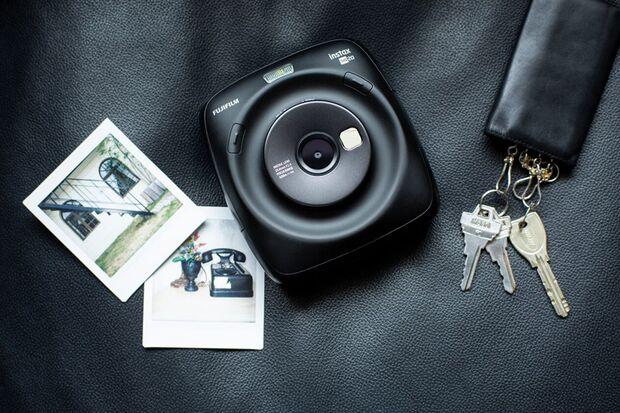 Geschenktipps für Frauen: Sofortbildkamera